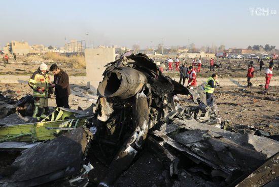 Україна може звернутися до міжнародних судів через збиття Іраном літака МАУ