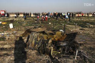 Офис генпрокурора изменил квалификацию дела по авиакатастрофе самолета в Иране