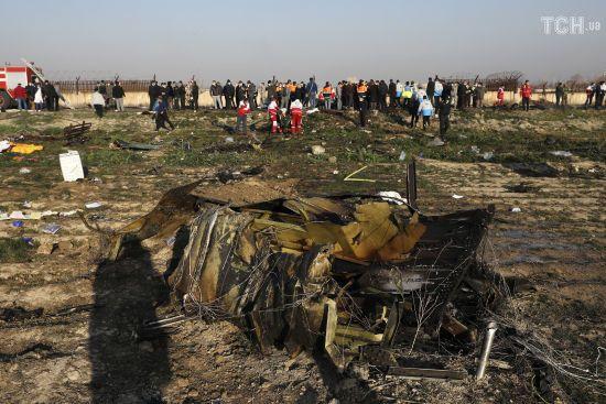 Український літак поблизу Тегерана був збитий іранською ракетою – прем'єр Канади