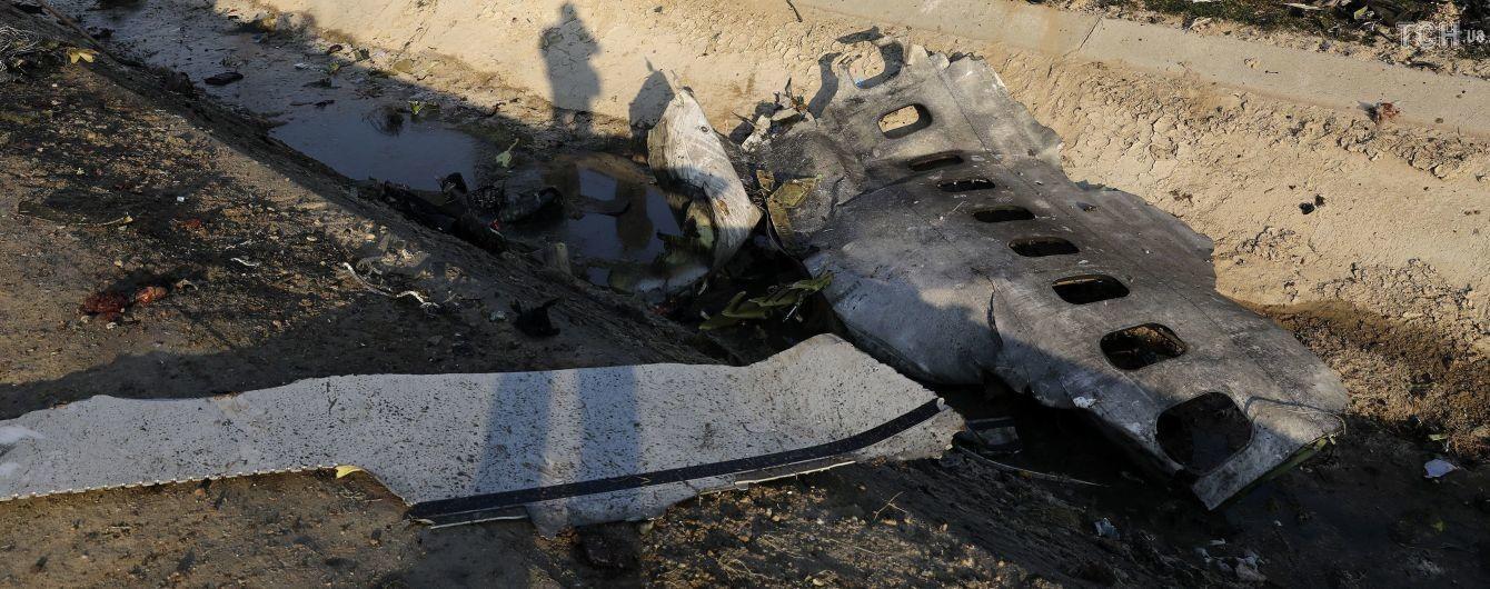 """Иран заявил, что отправил """"черные ящики"""" сбитого украинского Boeing во Францию"""
