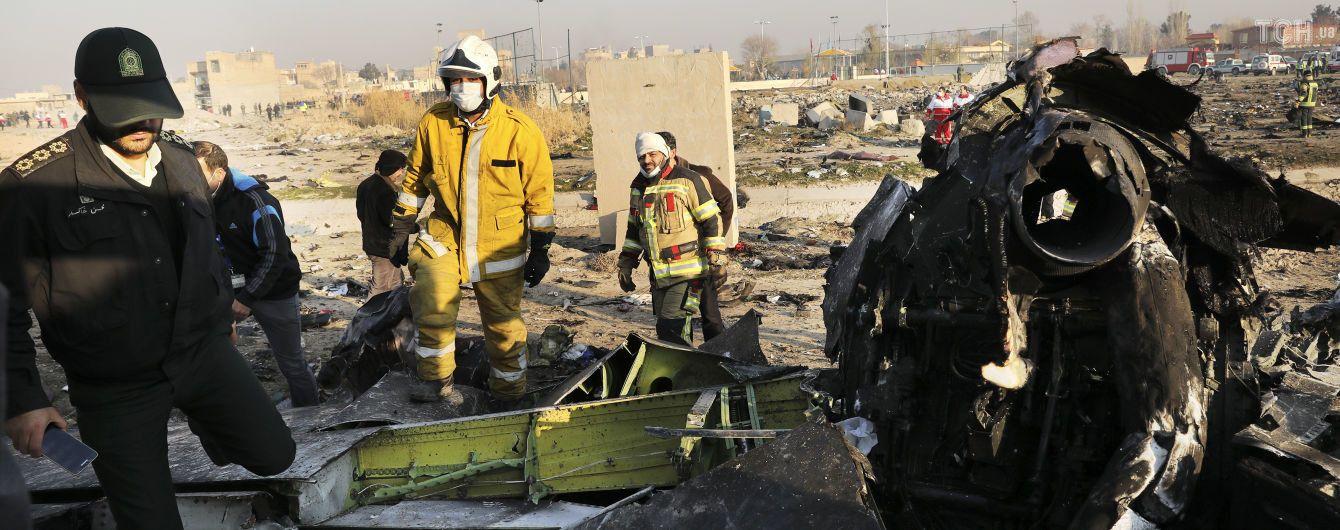 В авиакатастрофе под Тегераном погибли 11 украинцев - СНБО
