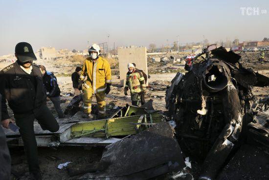 У МЗС назвали вимоги, які має виконати Іран за збиття літака МАУ під Тегераном