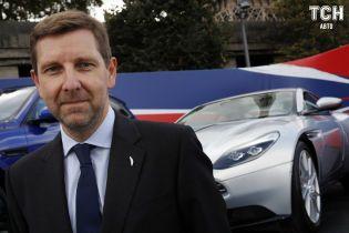 Fiat-Chrysler переманив віцепрезидента Aston Martin