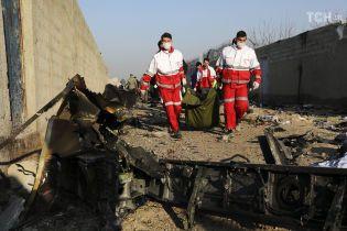 Тренер сборной Украины и борец Беленюк выразили соболезнования жертвам трагического рейса в Иране
