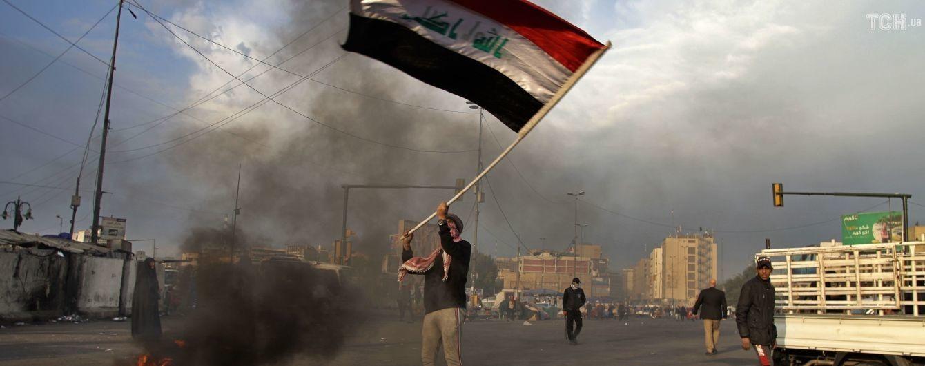 Ирак получил устное сообщение перед ракетным ударом Ирана по американским базам