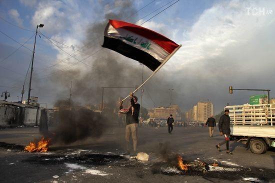 В Іраку поліція відкрила вогонь по протестувальниках. Є загиблі