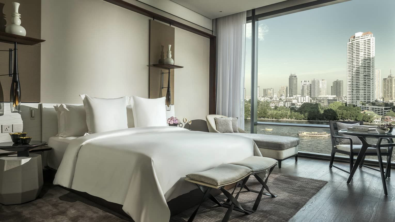Four Seasons Hotel Bangkok at Chao Phraya River