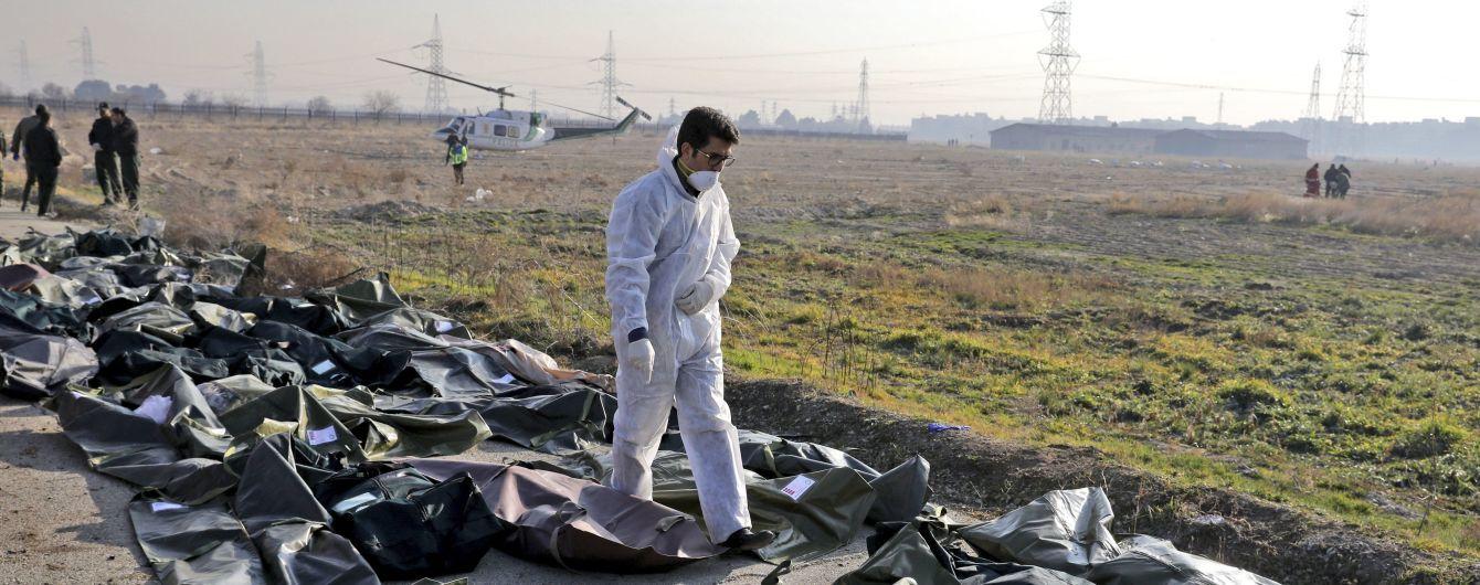 """Иран отказался отправить в Украину """"черные ящики"""" сбитого МАУ и самостоятельно расшифровывает их"""