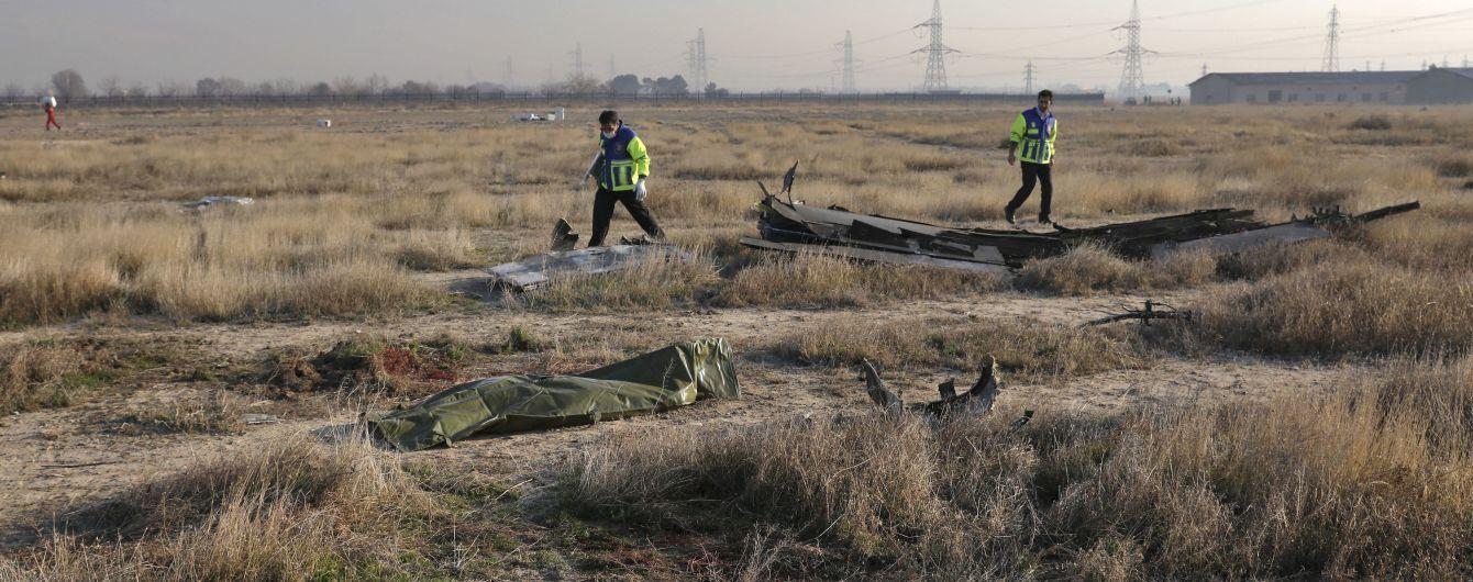 """У МЗС Росії заявили, що """"немає підстав"""" звинувачувати Іран у авіакатастрофі МАУ"""