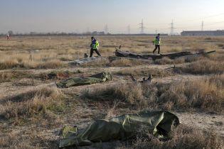 В МИД Ирана заявили о готовности передать Киеву тела украинцев, которые погибли в авиакатастрофе МАУ
