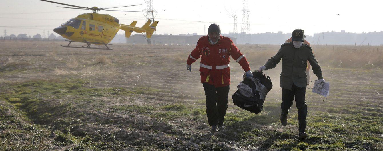 Гражданская авиация Ирана отрицает свою причастность к авиакатастрофе самолета МАУ возле Тегерана