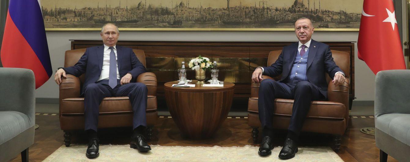 Эрдоган и Путин заявили, что убийство Сулеймани подрывает стабильность на Ближнем Востоке
