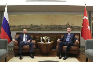 Ердоган і Путін заявили, що вбивство Сулеймані підриває стабільність на Близькому Сході