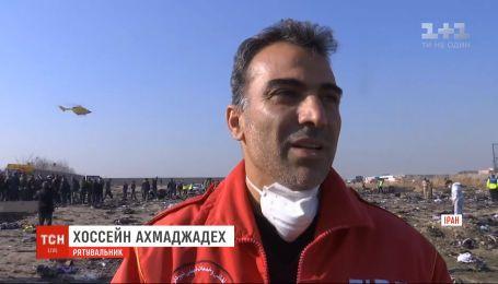 Авіакатастрофа під Тегераном: про що говорять слідчі