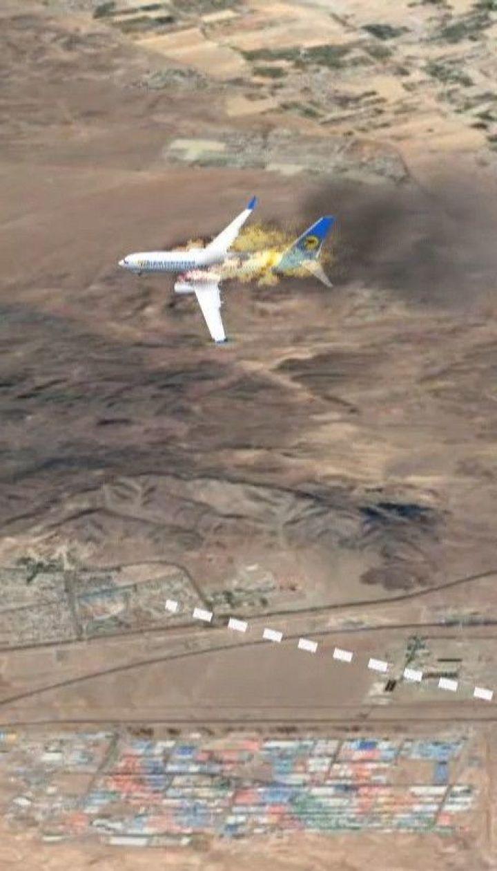 Авиакатастрофа в деталях: как падал самолет МАУ в Тегеране