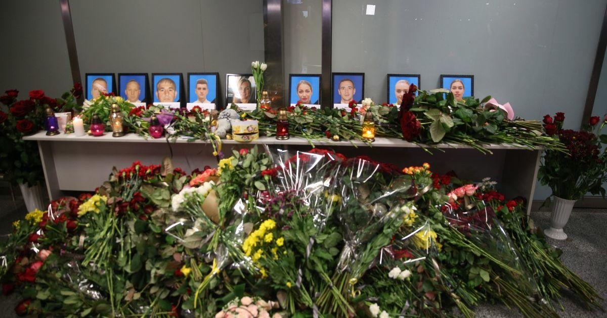 Эксперты идентифицировали первое тело украинца, погибшего в авиакатастрофе в Иране
