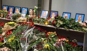 Авіакатастрофа літака МАУ. З Ірану привезли тіла загиблих українців