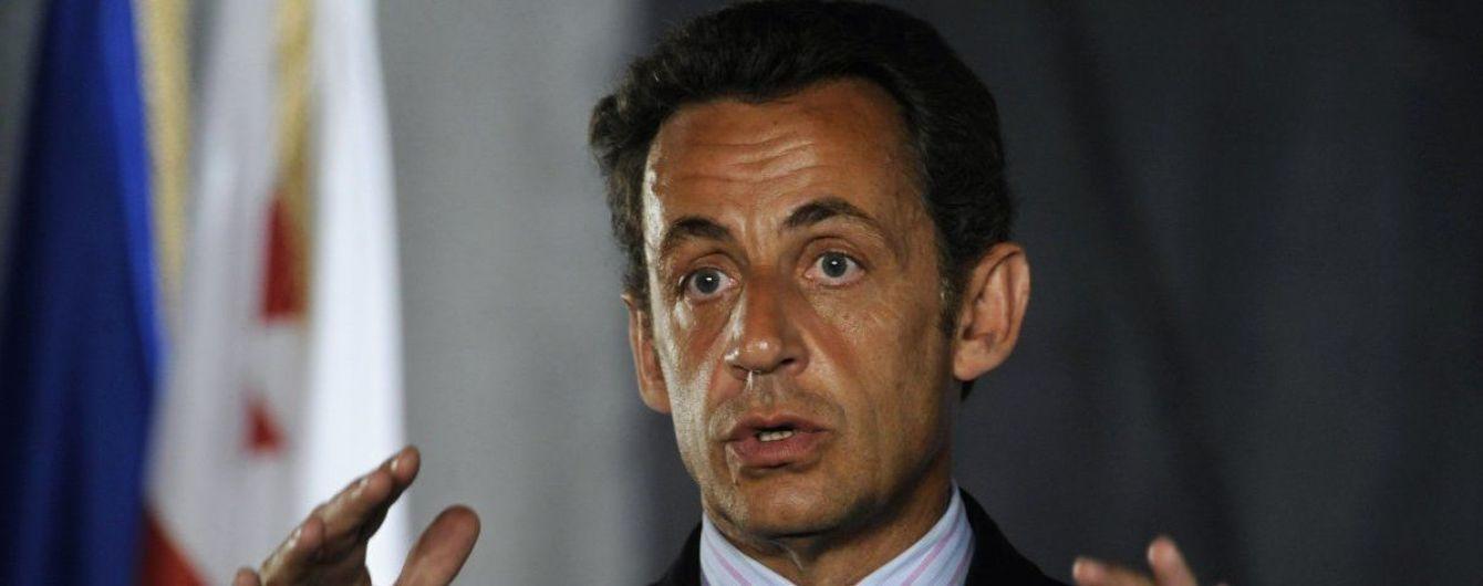 У Франції назвали дати судового процесу над експрезидентом Саркозі