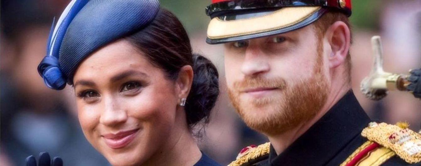 Принц Гарри и Меган Маркл выйдут из королевской семьи