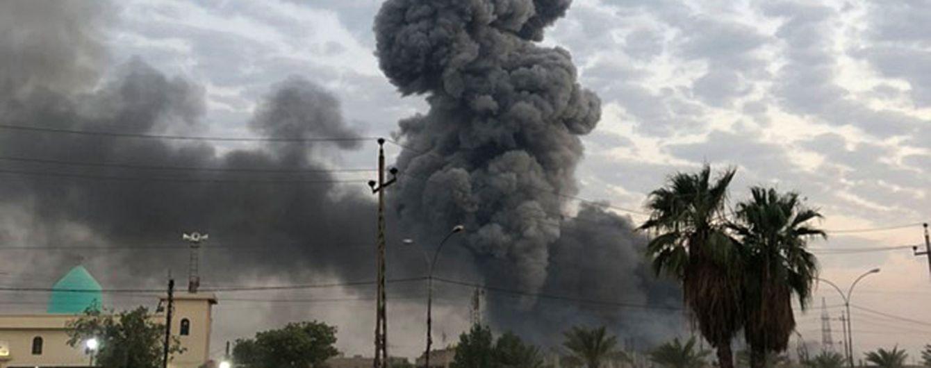 """В столице Ирака ракетами обстреляли """"зеленую зону"""" - СМИ"""