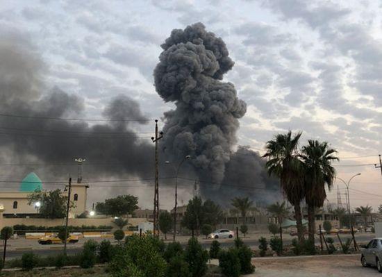 """У Багдаді ракети обстріляли """"зелену зону"""" - ЗМІ"""