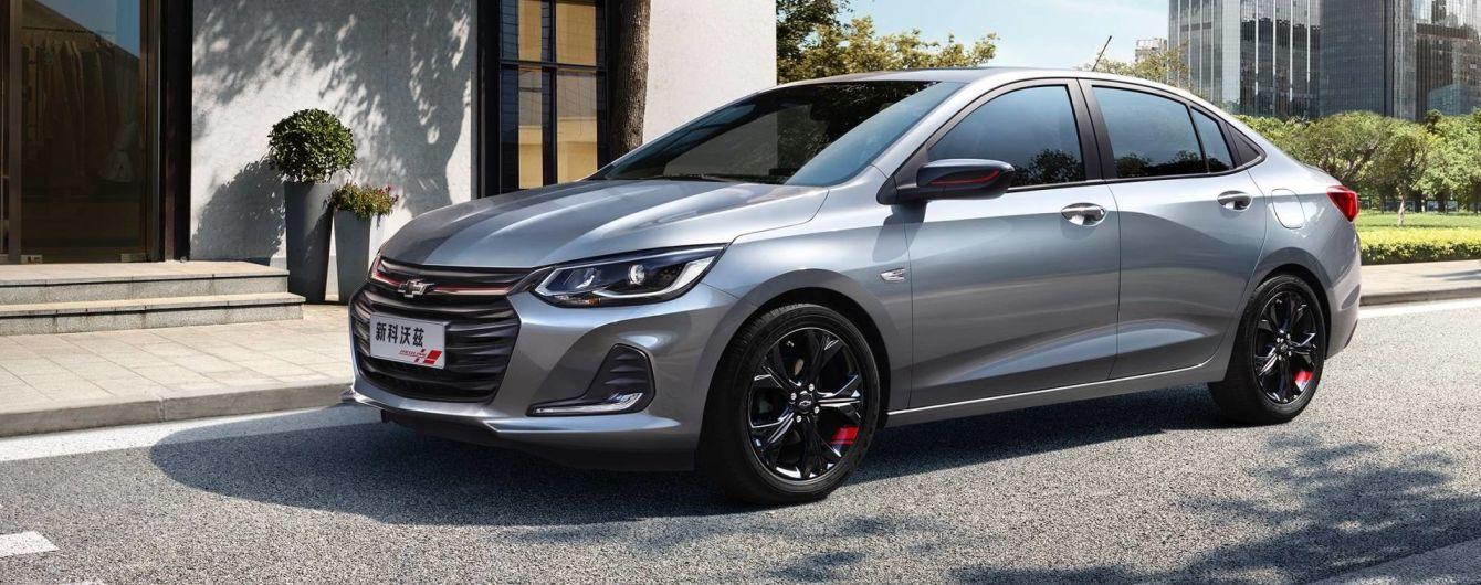Ravon планирует выпустить на рынок Украины седан за $10-15 тысяч