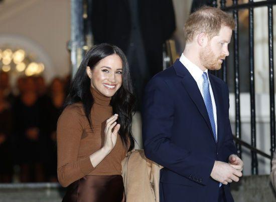 Гаррі і Меган не зможуть використовувати королівський бренд SussexRoyal