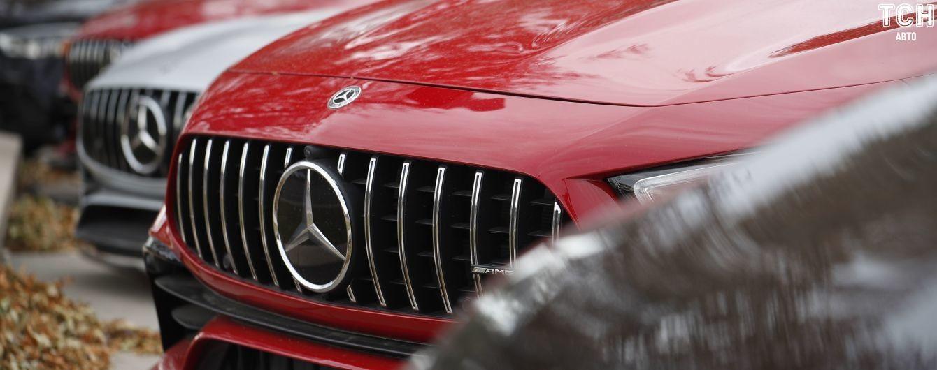 Mercedes відкликає сотні тисяч старих авто через небезпечний дефект
