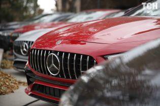 Mercedes підвищує вартість дизельних автомобілів