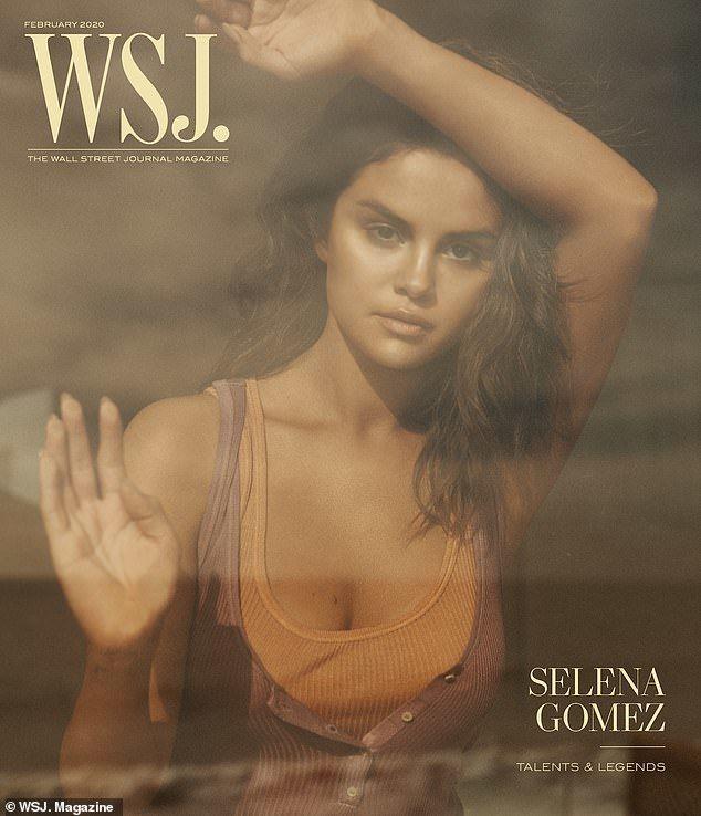 Селена Гомес для WSJ_3