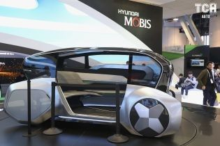 Hyundai представила беспилотник со сканером сетчатки