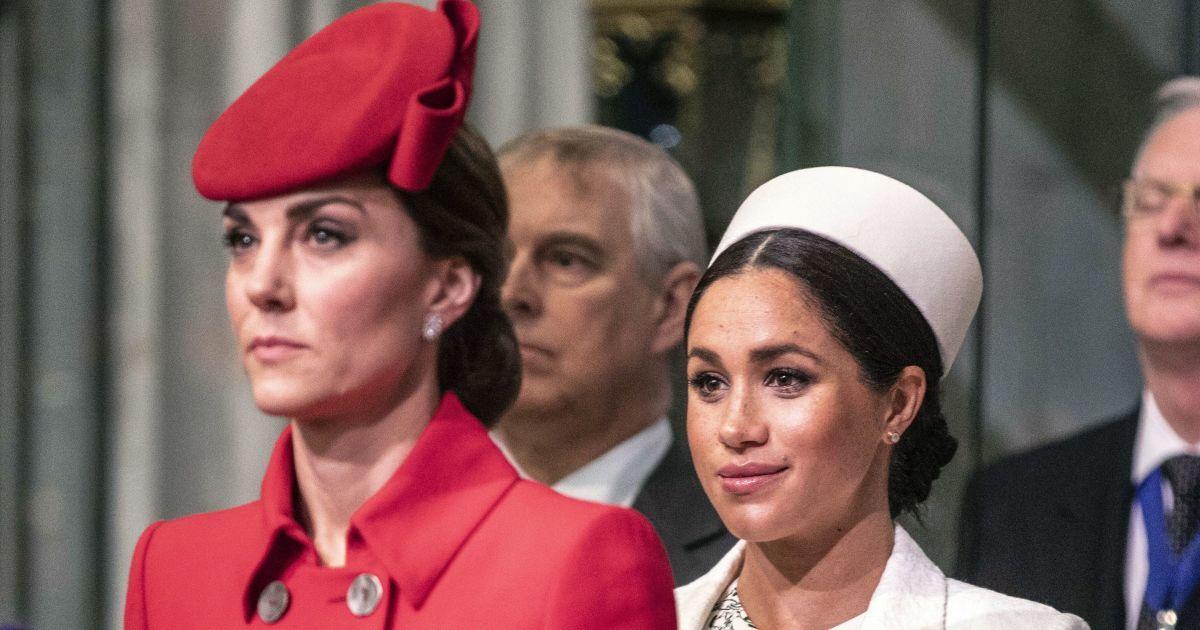 Юзеры возмущены тем, как Меган и Гарри поздравили Кейт Миддлтон с днем рождения