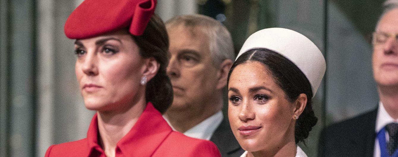 Юзери обурені тим, як Меган та Гаррі привітали Кейт Міддлтон з днем народження