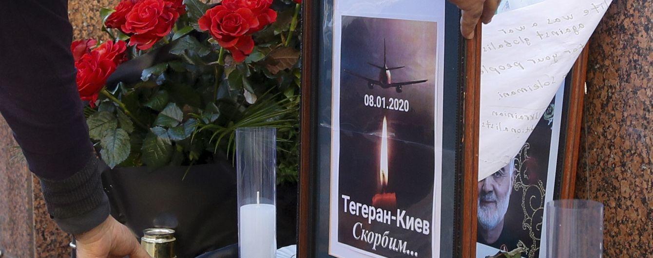 Україна просить допомогти з доказами для розслідування авіакатастрофи літака МАУ біля Тегерана