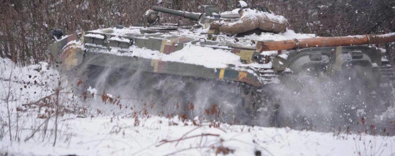 Пророссийские боевики на Донбассе стреляли из минометов и гранатометов