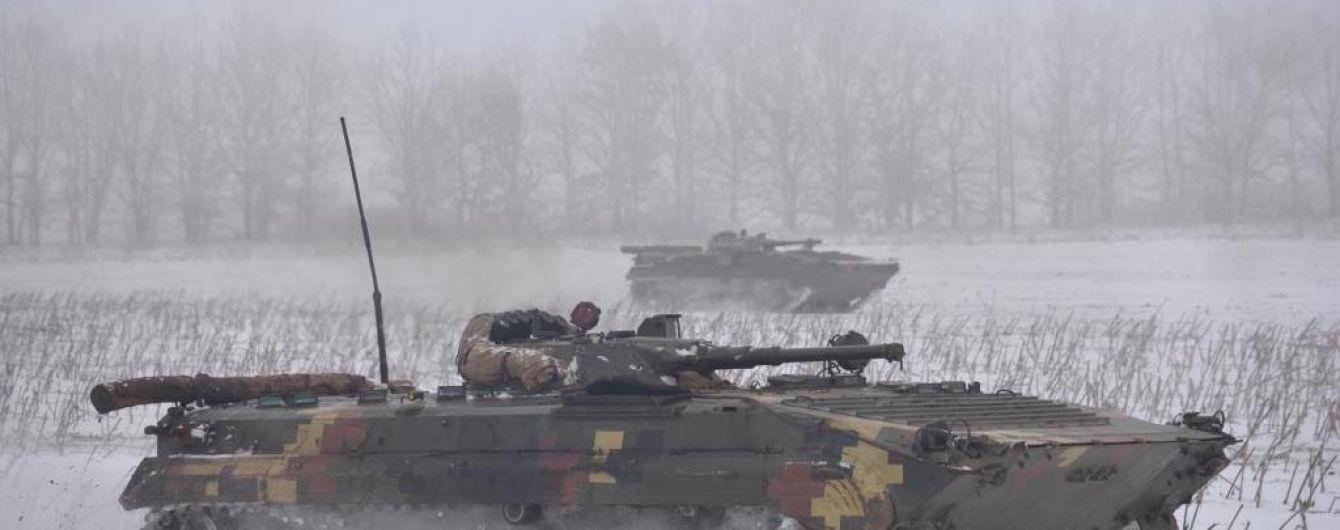 Террористы 12 раз открывали огонь: боец ООС погиб