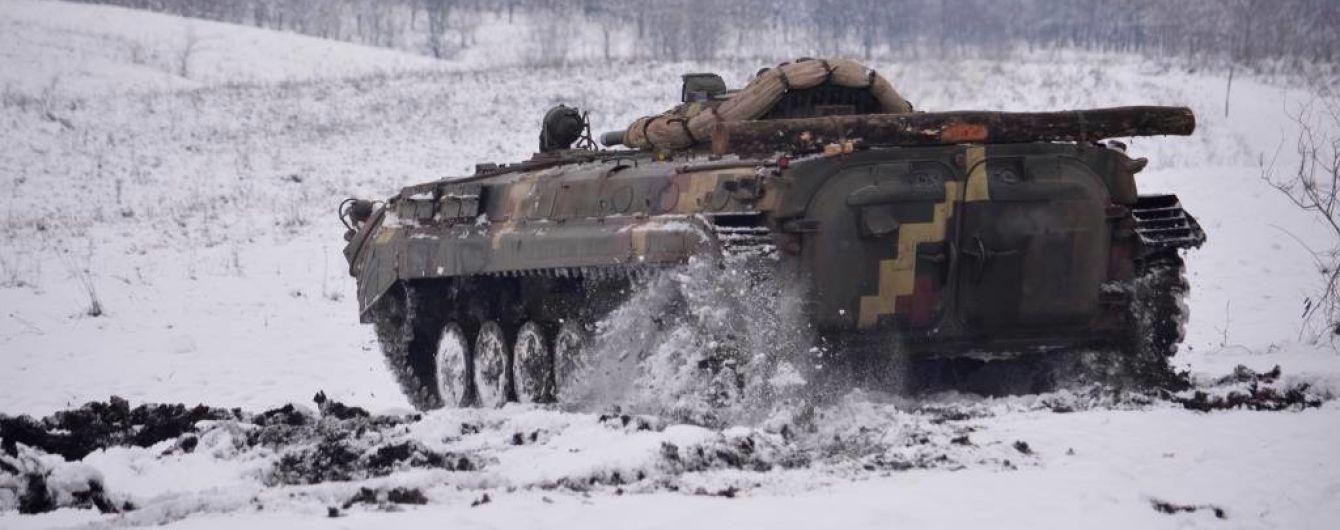 Российские наемники на Донбассе обстреляли украинские позиции из ракетных комплексов