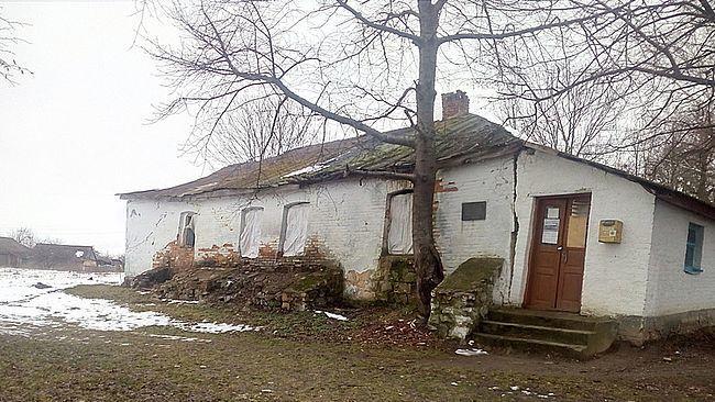 Дом Николая Леонтовича