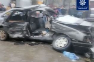 Во Львове в аварии погиб трехлетний ребенок, который сидел на руках у мамы