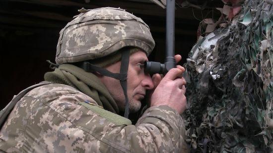 Терористи на Донбасі гатили із забороненої зброї шість разів - штаб ООС