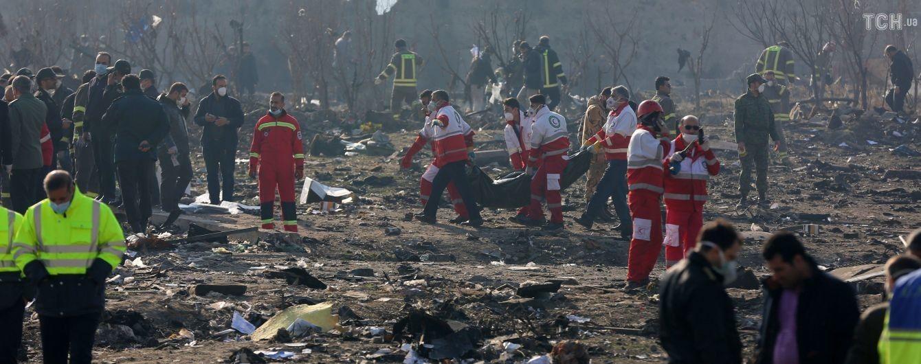 Названа дата переговоров относительно компенсаций семьям жертв сбитого под Тегераном самолета МАУ