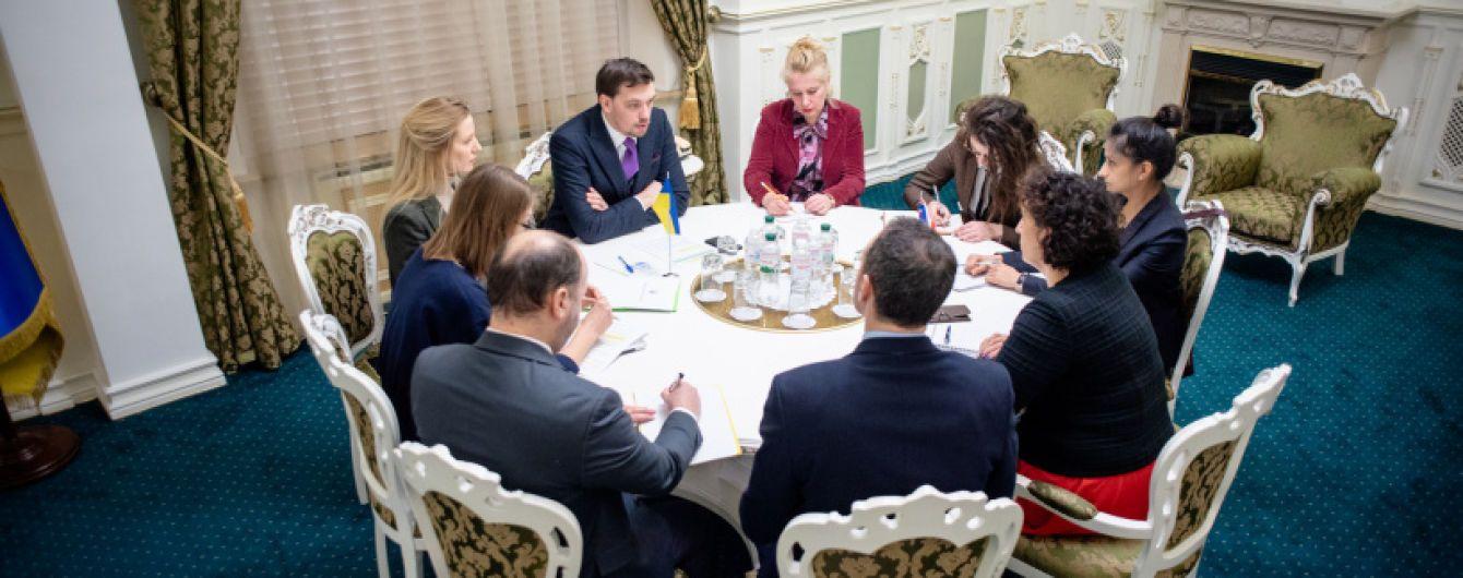 Украина готовит торговую сделку и визовую либерализацию с Великобританией после Brexit – Гончарук