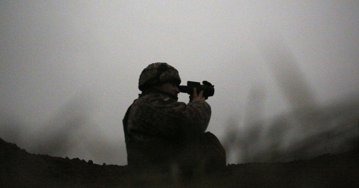 Террористы снова стреляли из запрещенного оружия на Донбассе - штаб ООС