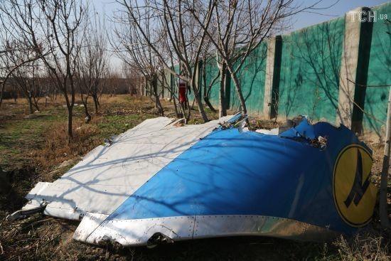 Єрмак розповів, які наслідки для Ірану матиме збиття літака МАУ біля Тегерана