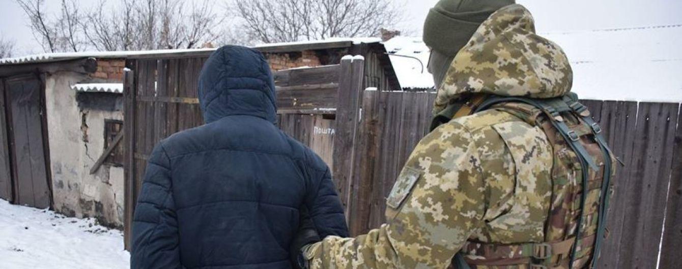 На Донбасі затримали бойовика, який фотографувався біля літака МН17 і продавав уламки росіянам