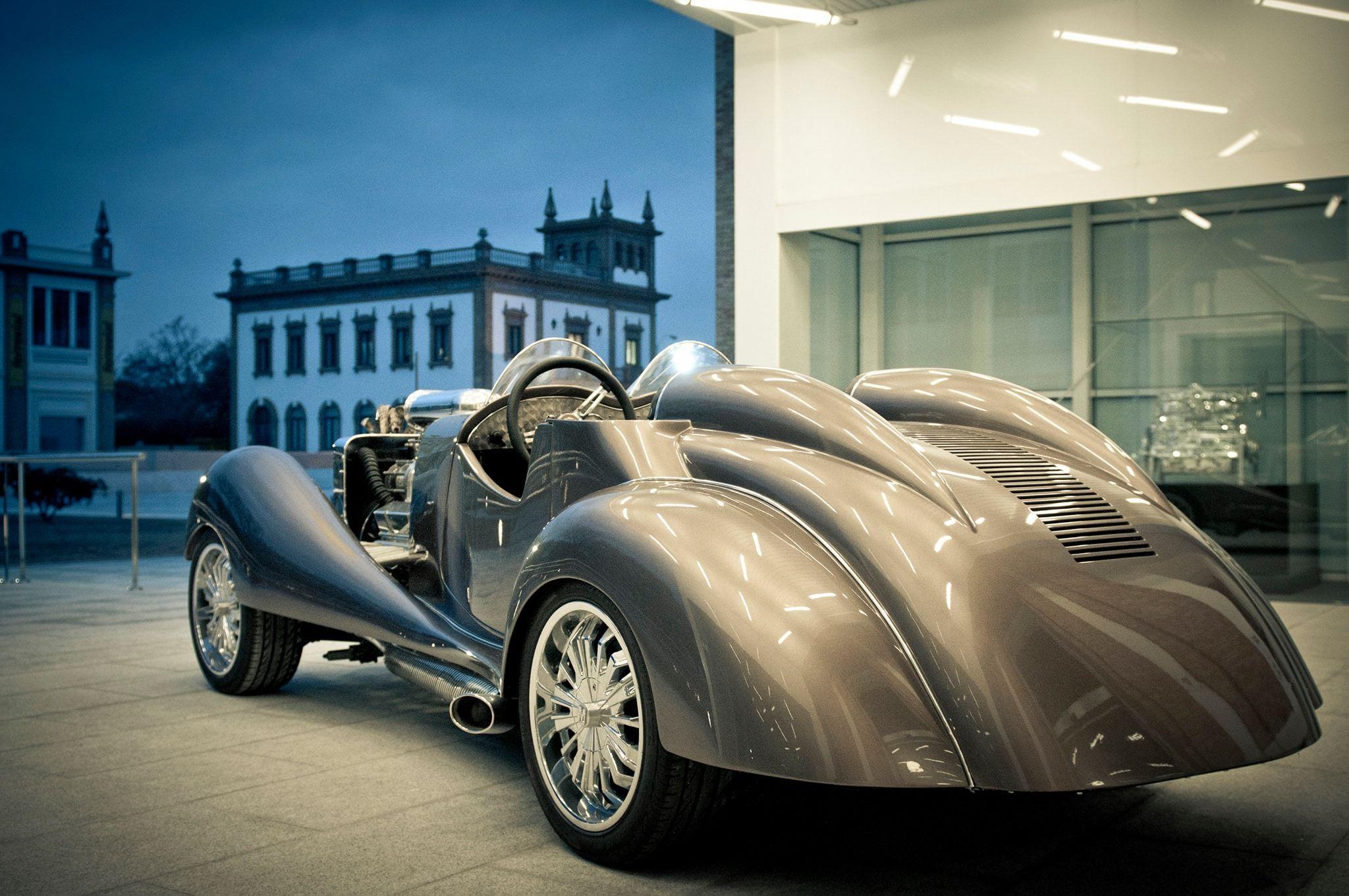 Музей авто та моди, Малага, Іспанія.
