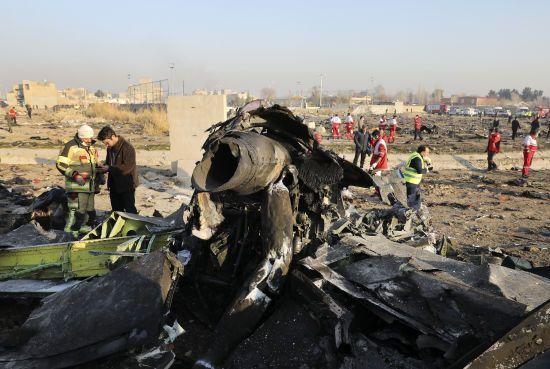 Комітет рекомендує Раді ухвалити постанову, яка покладає на Іран відповідальність за збиття українського літака