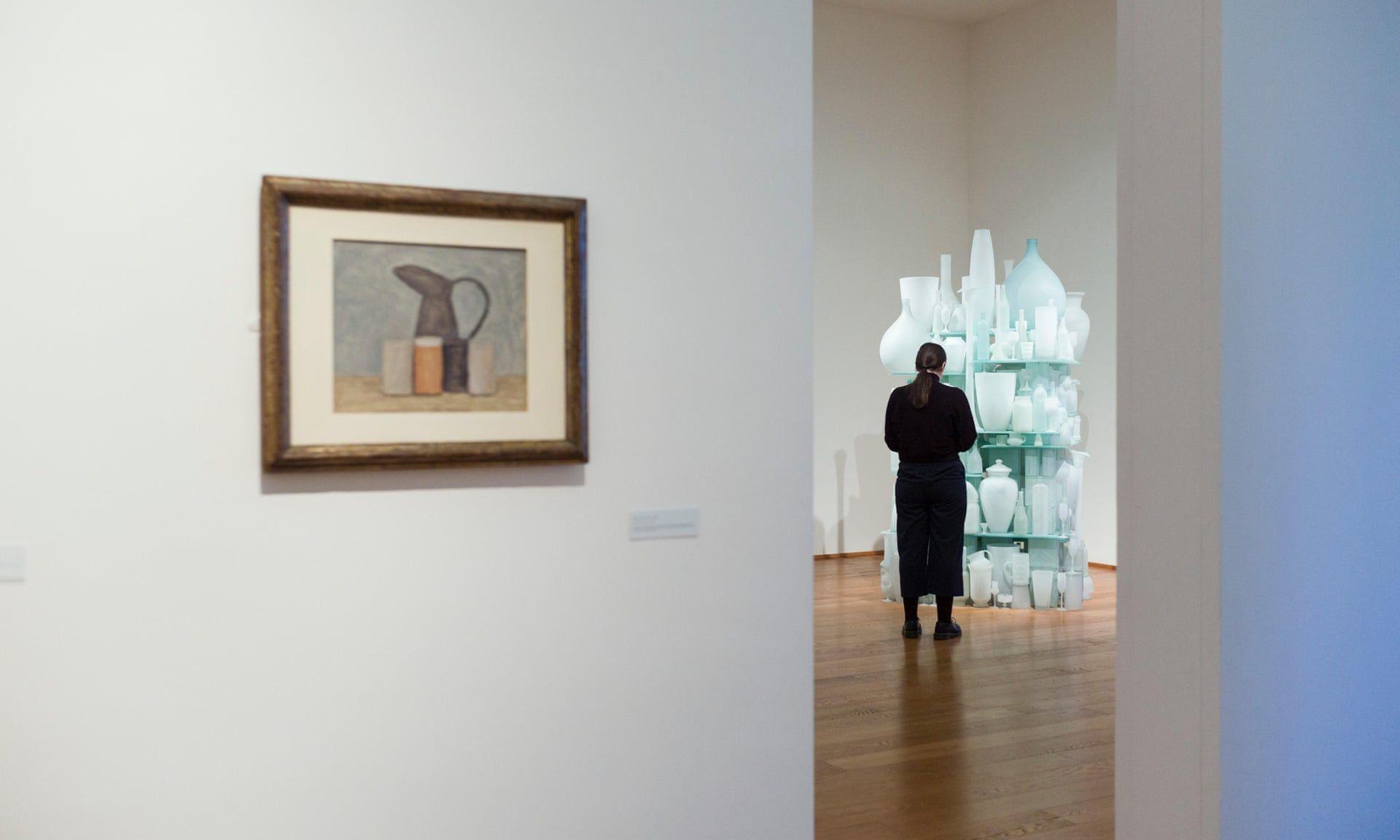 Музей MAMbo, Болонья.