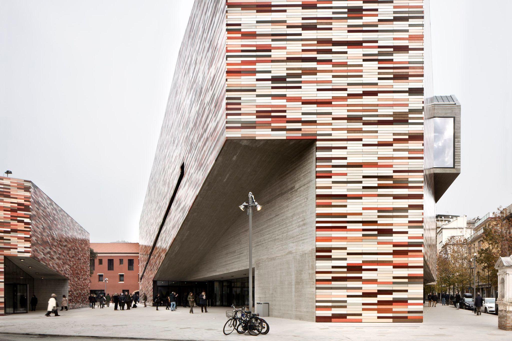 Музей М9,Венеція.