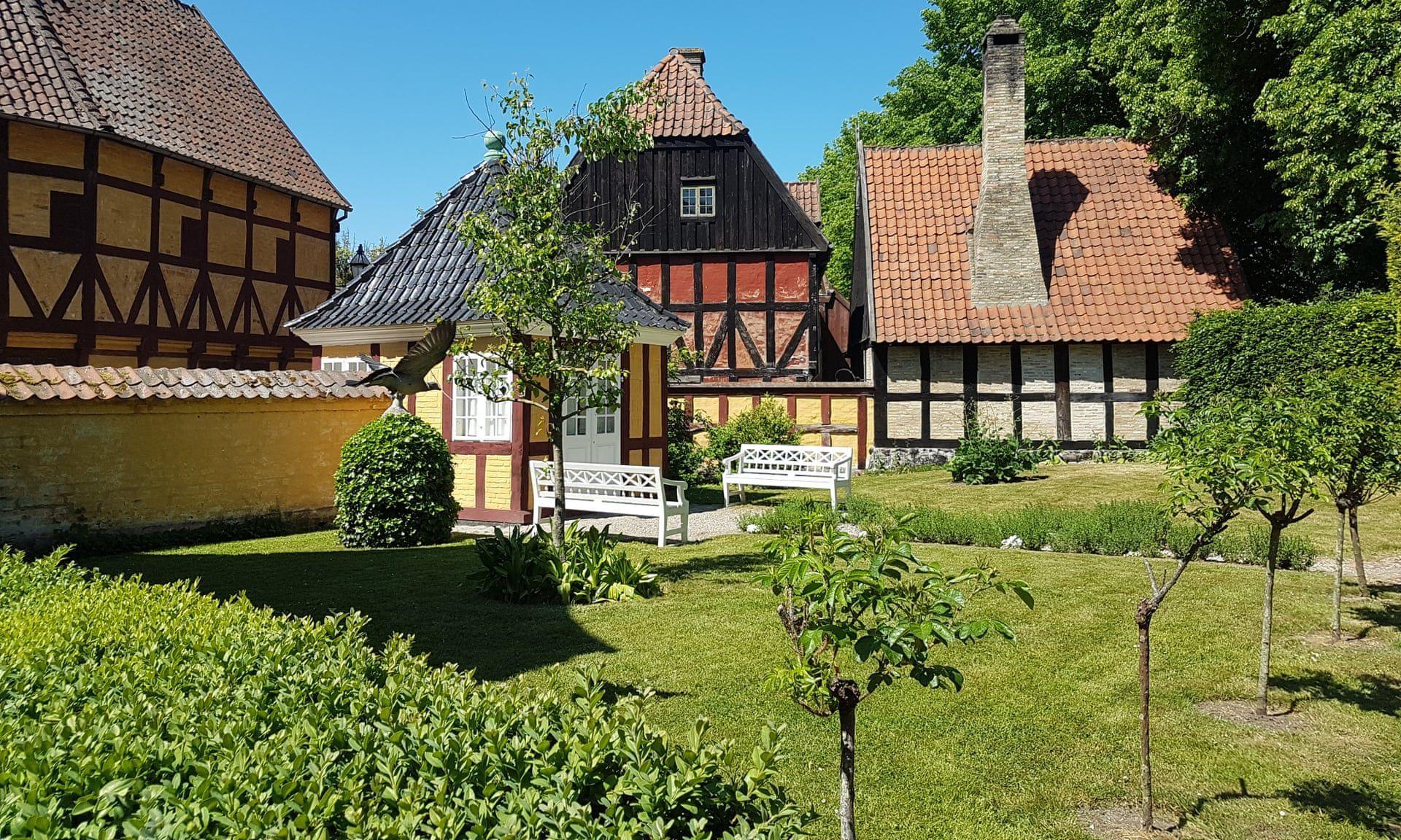 Музей старого міста, Орхус. Данія.